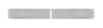 Bluesound PULSE SOUNDBAR+ biely