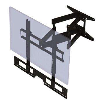 Flexson PLAYBAR Cantilever TV Mount čierna
