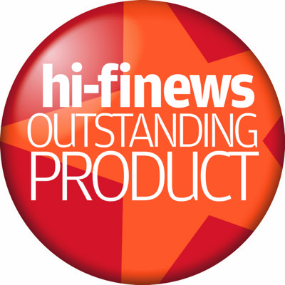 HiFi News Outstanding product