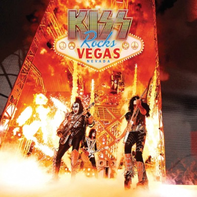 Kiss Rocks Vegas Kiss