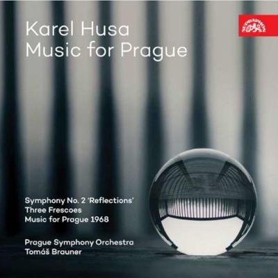 Hudba pro Prahu - Karel Husa