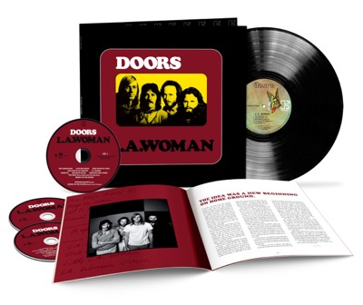 L.A. Woman 50th anniversary deluxe edition - The Doors
