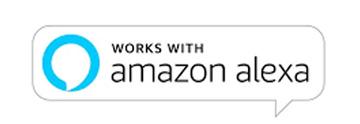 Kompatibilné s Amazon Alexa