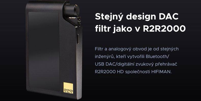 DAC jako v R2R2000