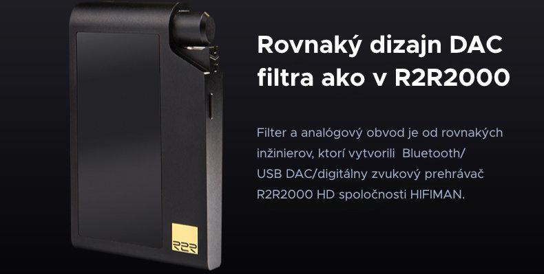 DAC ako v R2R2000