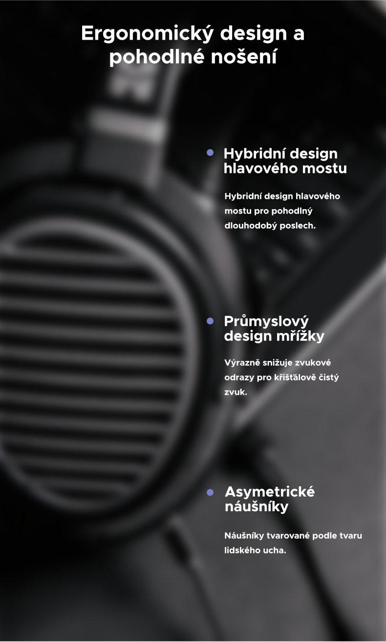 ergonomický design