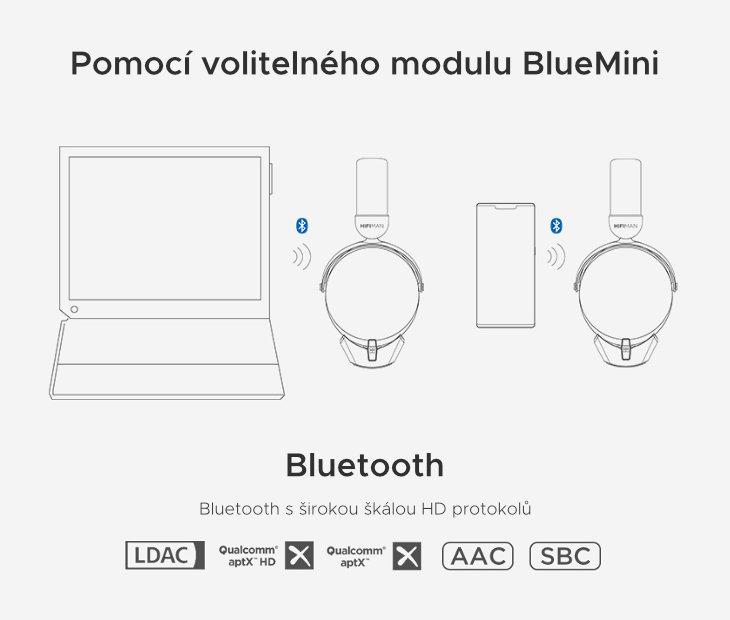Připojení pomocí Bluetooth