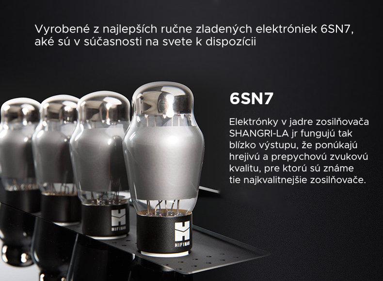 Elektrónky 6SN7