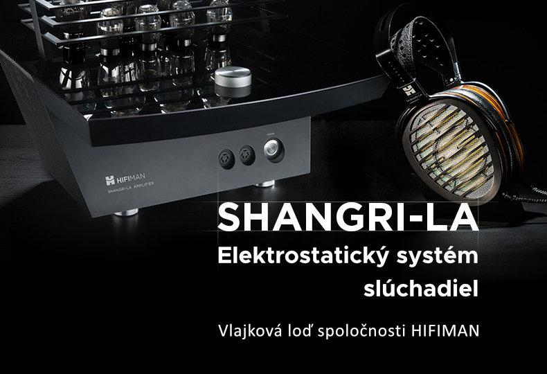 Elektrostatický systém slúchadiel