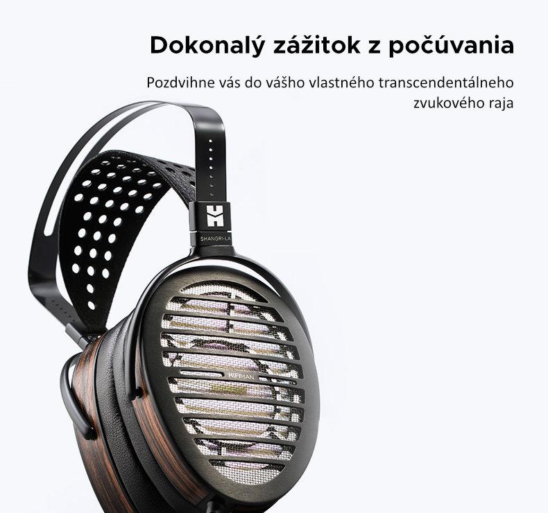 Dokonalý posluchový zážitok