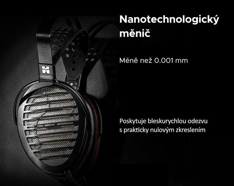 Nanotechnologický měnič