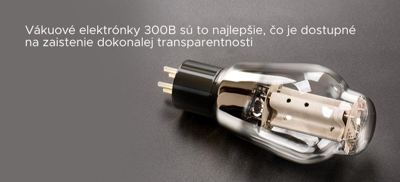 Vákuové elektrónky 300B
