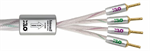 XLO Reference 3-5.4 Bi-Wire 4,57 m; Bi-Wire